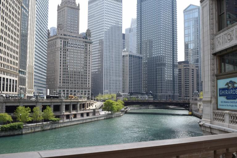 Chicago city Branding