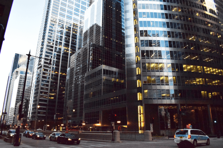 City of Chicago buildings